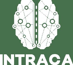 Logo Intraca blanco